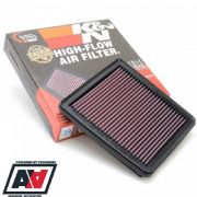 K&N Panel Air Filter For Subaru Impreza Legacy Forester STi WRX 2008 Onwards